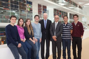 NIHES-Brazil-First-Science-without-Borders-Students